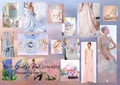 Rose Quartz and Serenity